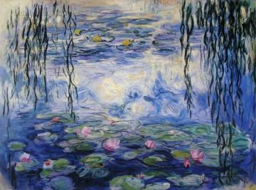 Free Download Claude Monet Water Lilies Wallpaper Images