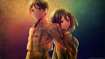 Download 1366x768 Shingeki No Kyojin Wallpaper