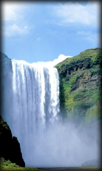Free download Download 3D Waterfall Live Wallpaper for ...