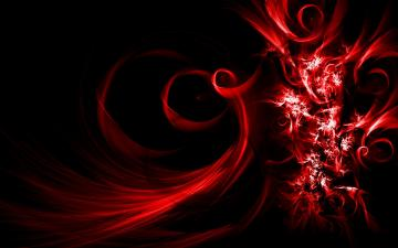 Abstract Red Wallpaper   Desktop Wallpapers