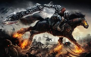 darksiders game 1920x1200 40 Amazing HD Video Game Wallpapers
