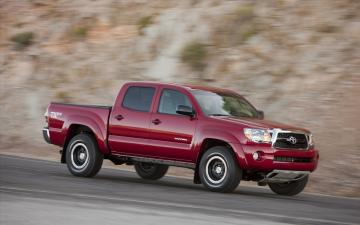 Toyota Tacoma 2011 Widescreen Exotic Car Wallpaper 15 of 52 Diesel