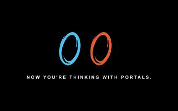 Portal Computer Wallpapers Desktop Backgrounds 1440x900 ID24525