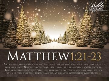 ksM7Js3cBNks1600Christian Wallpaper Matthew 1 21 23 kjvjpg