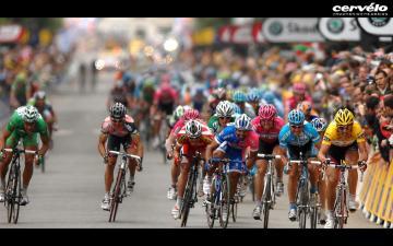 widescreen wallpaper Tour de France