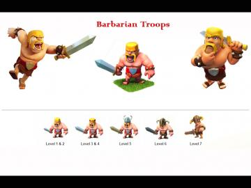 Top Barbarian Levels Updated Wallpaper Clash Of Clans