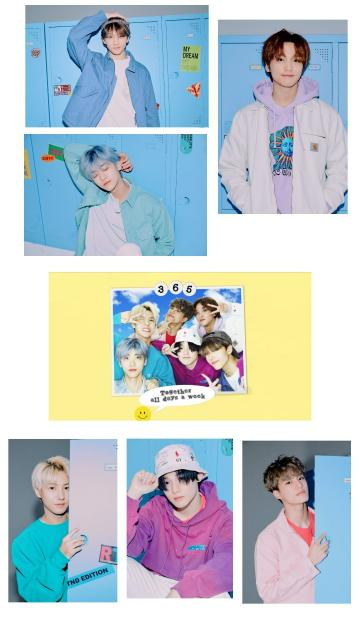 Nct dream reload ridin wallpaper di 2020 Wallpaper lucu Nct