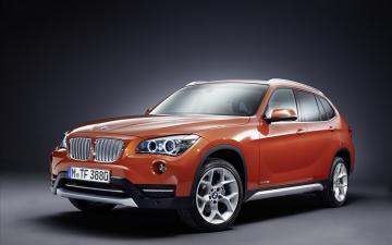 Download BMW X1 2013 HD Widescreen car wallpaper