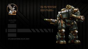 MechWarrior Online atlashunters Page 3