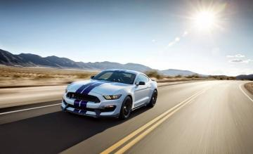 2016 Ford Mustang Shelby GT350 HD Car Wallpaper Car Wallpaper HD