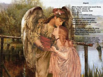 In the Arms of Angels True Stories of Heavenly Guardians