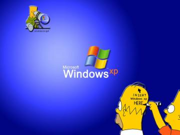 funny simpsons wallpapers   Desktop Wallpaper