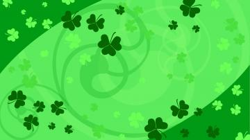 Clovers wallpaper 19718