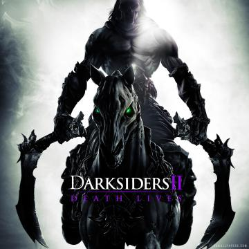 Darksiders 2 Horseman HD Wallpaper   iHD Wallpapers