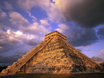 Mexico Mayan Pyramid hd Wallpaper High Quality WallpapersWallpaper