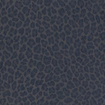 Rasch Leopard Print Pattern Faux Effect Fur Metallic Wallpaper 473605
