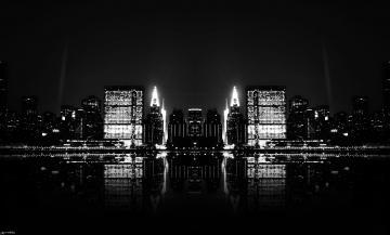 City Lights Wallpaper 2650x1600 City Lights