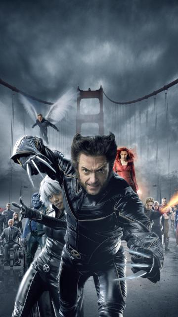 X Men The Last Stand 2006 Phone Wallpaper Moviemania