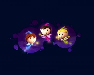 Desktop Wallpapers Backgrounds 3d Cartoon Wallpapers