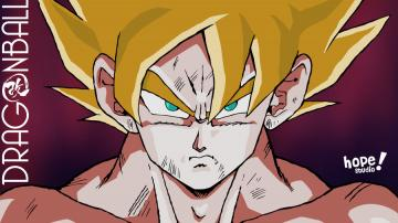 Super Saiyan Goku HD Wallpaper by gneferu