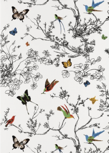 Daily Design Delight Bring Spring Inside with These 5 Wallpaper