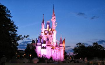 Disney Castle HD Wallpapers Download HD WALLPAERS 4U FREE