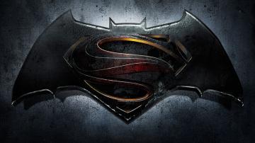 Batman VS Superman Logo Movies Wallpaper HD 12325 Wallpaper High