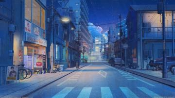 download Anime Aesthetic Wallpaper 101 images in Collection