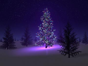 Christmas Tree Desktop Wallpapers Christmas Tree Images