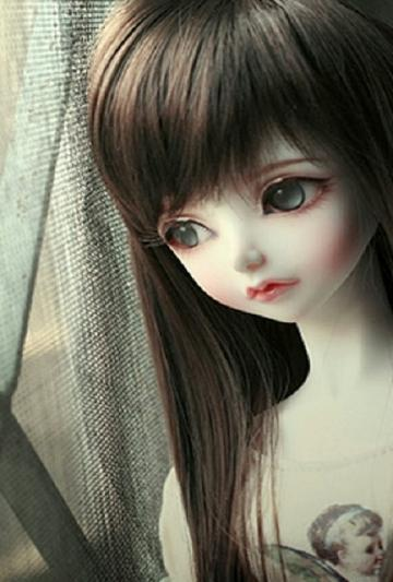 Unique HD Wallpapers 4U Cute Barbie Doll Sad HD Wallpaper