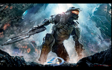 Epic Halo Wallpapers Halo 4 box art