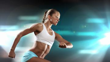 Fitness woman wallpapers and images   wallpapers pictures photos