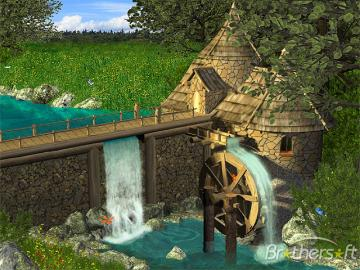 by Waterfall Wallpaper Watermill by Waterfall Wallpaper 511 Download