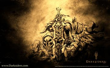 Horsemen Of The Apocalypse Darksiders Four horsemen the