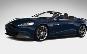Martin Aston Martin Vanquish Volante Neiman Marcus Edition 2014
