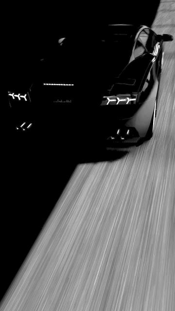 Dark Supercar Photo in 2020 Super cars Car wallpapers Sports