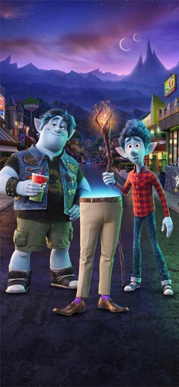 download onward 2020 4k movie iPhone Wallpapers Download