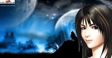 Wallpaper Final Fantasy Viii Jessica Alba Hd Iphone Wallpaper