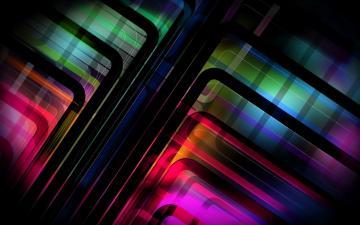Abstract color Wallpaper HD Wallpaper