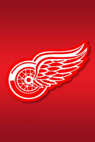 Detroit Red Wings iPhone Wallpaper HD