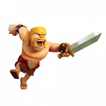 Render] Clash of Clans   Barbarian by aaa13xxx