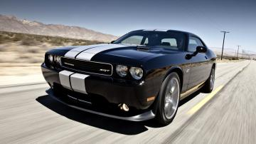 Dodge Challenger SRT8 392 2011 Wallpapers and HD Images