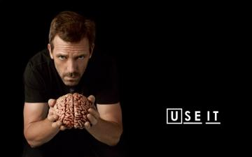 dr house brain house md 1440x900 wallpaper Architecture Houses HD