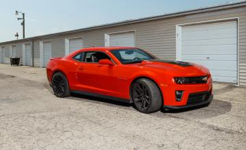 Hiqh Quality pictures and wallpapers of Chevy Camaro ZL1