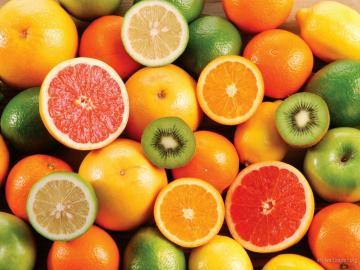 Fruit Wallpaper Art Print Poster Fruit Wallpapers