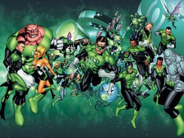 Green Lantern Corps wallpapers Comics HQ Green Lantern Corps