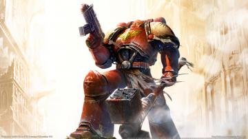 40K Wallpaper 1920x1080 Warhammer 40K Blood Ravens Space Marine