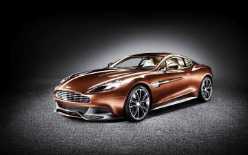 Aston Martin AM 310 Vanquish HD Wallpaper Slwallpapers