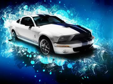 Ford Mustang GT500 Sports Car computer desktop wallpapers