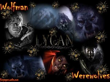 Wolfman Werewolves Lycans Classic Monsters New Monsters Mardi